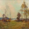Alexander Wellwood Rattray, RSW ARSA NEAC (Scottish, 1849-1902) OIl on Canvas