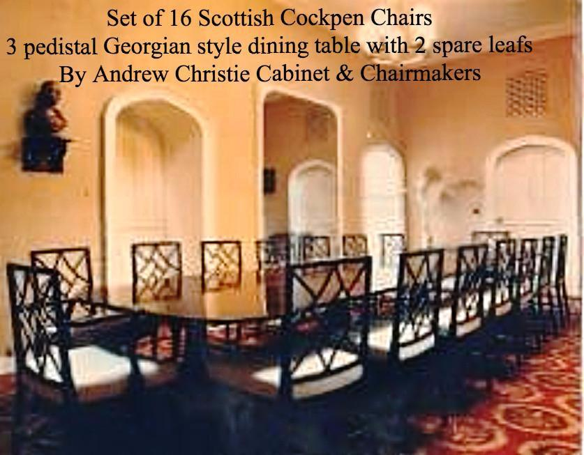 Andrew Christie Cabinet and Chairmakers