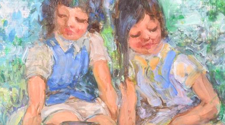 Fine Antique Oil Paintings £1,000 - £25,000