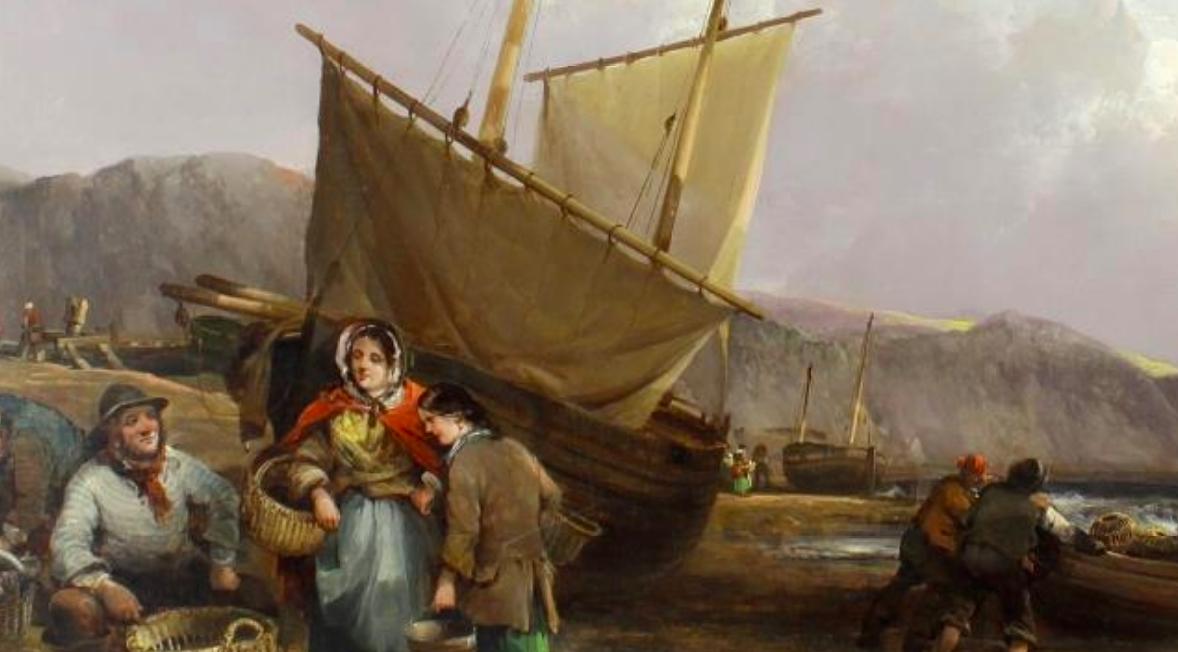 William Shayer, Senior, (1787-1879), Oil on Canvas