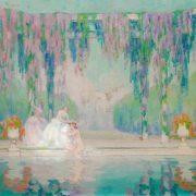 JEAN ARNAVIELLE (1881-1961) Impressionist