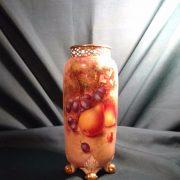 Worcester fallen fruits vase