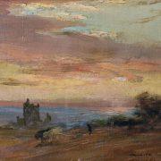 Archibald Kay. Oil Painting. Scottish 1860-1935
