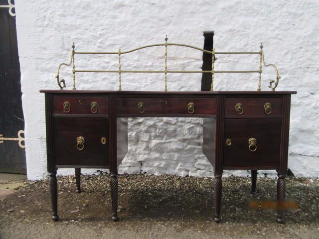 George III Gallery serving sideboard